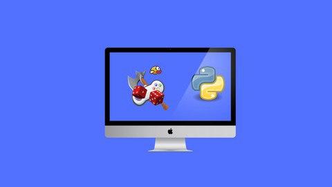 Python Game Development™: Build 5 Professional Games [Free Online Course] - TechCracked
