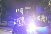 Cegah Tindak Kejahatan, Polsek Baraka Kembali Lakukan Patroli Malam