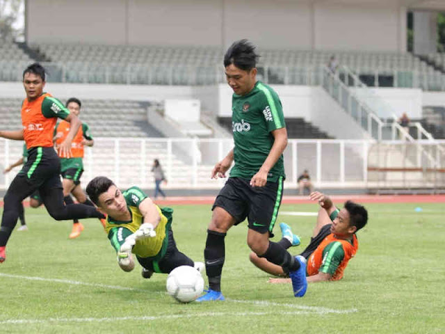 Tim Nasional Indonesia U-22 Alami Peningkatan Jelang Piala AFF U-22