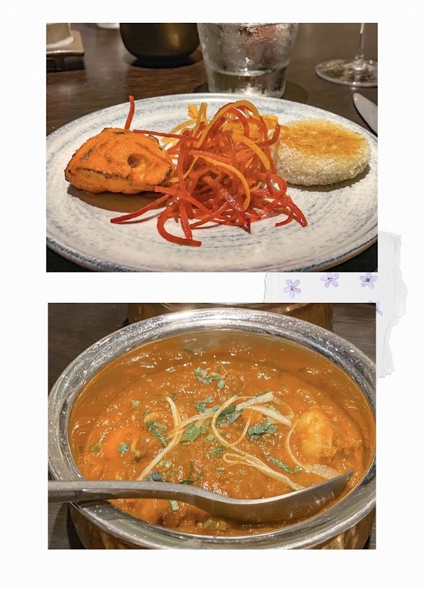 raffles hotel indian cuisine