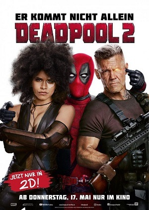 Filme Deadpool 2 - Legendado Full HD 2018 Torrent