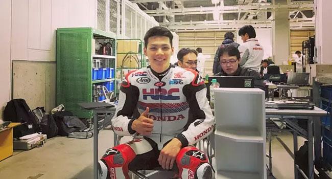 Mimpi Menjadi Nyata, Takaaki Nakagami Resmi Naik Ke MotoGP 2018