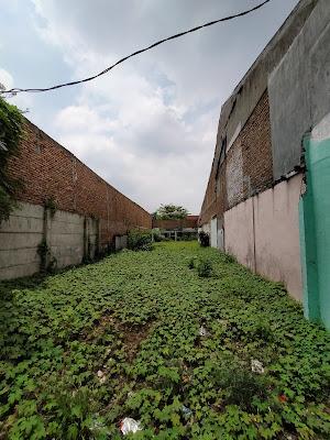 Jual tanah murah, 318 m2 di pinggir jalan Gatot Subroto depan Lotte Mart Medan