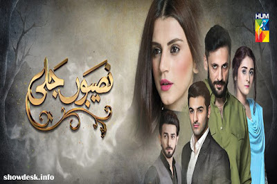 Hum TV Drama Naseebon Jali OST Lyrics | Pakistani Drama 2017