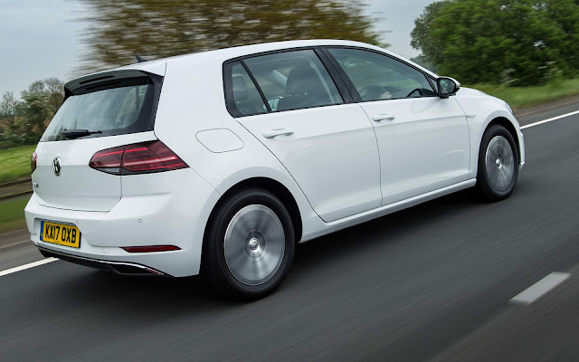 VW oferece teste-drive de 2 dias para o e-Golf elétrico na Inglaterra