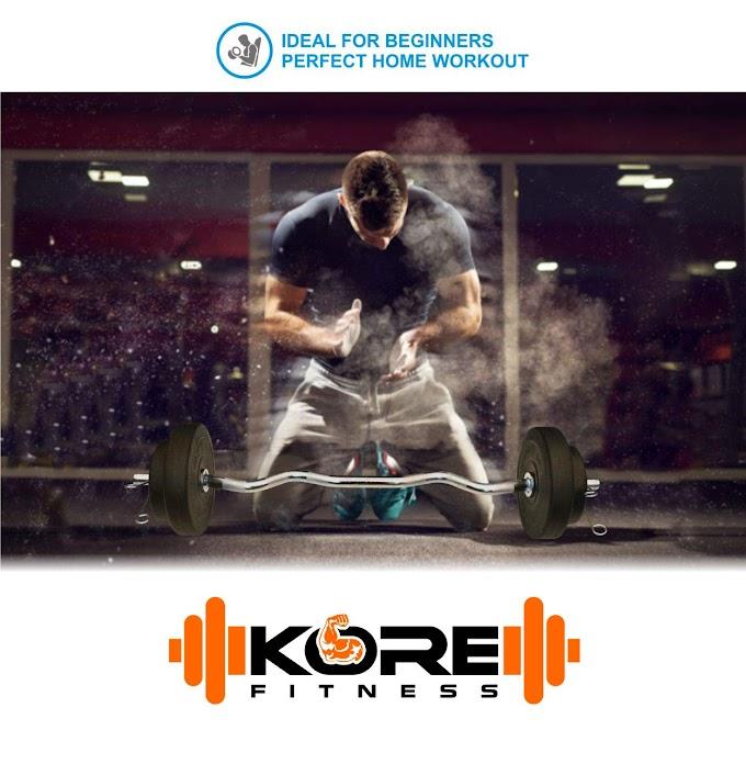 Kore K-20kg Combo 2-SL-N Home Gym
