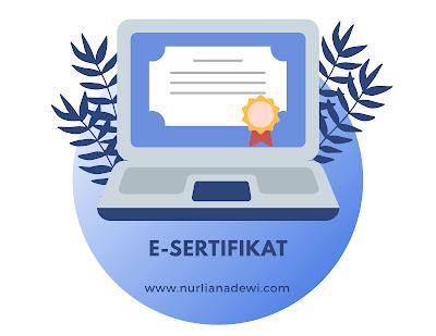 Tersedia e-sertifikat untuk peserta