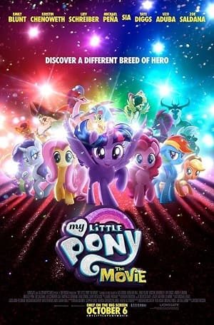 My Little Pony - O Filme Torrent