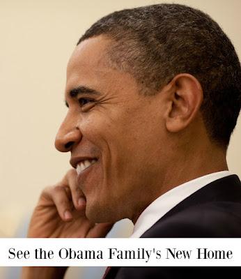 image result for president obama family new home washington dc