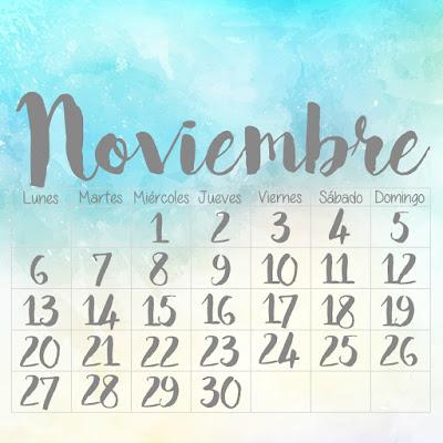 DESCARGAR Calendario Azul