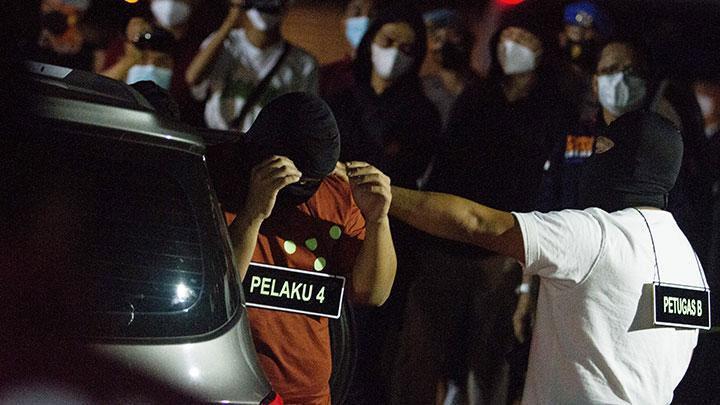 Selain Tidak Ditahan, Dua Polisi 'Tersangka' Penembak 6 Laskar FPI Juga Masih Dinas Seperti Biasanya