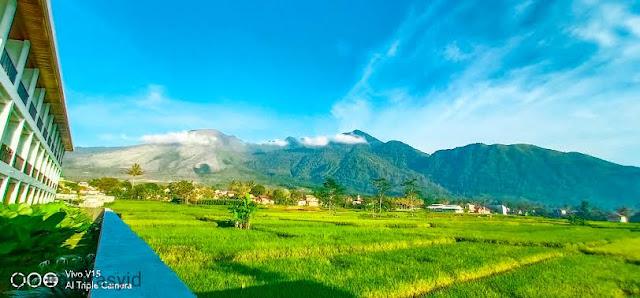 Gunung guntur Kabupaten Garut