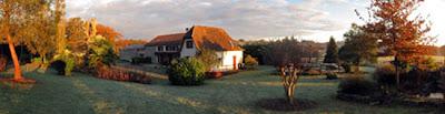 Panorama gîte Pyrénées Atlantiques