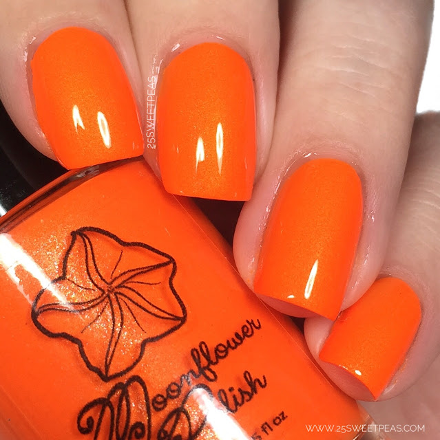 Moonflower Polish Summer Sunset