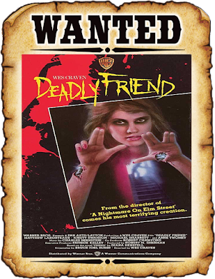 Wanted on Blu-ray: DEADLY FRIEND