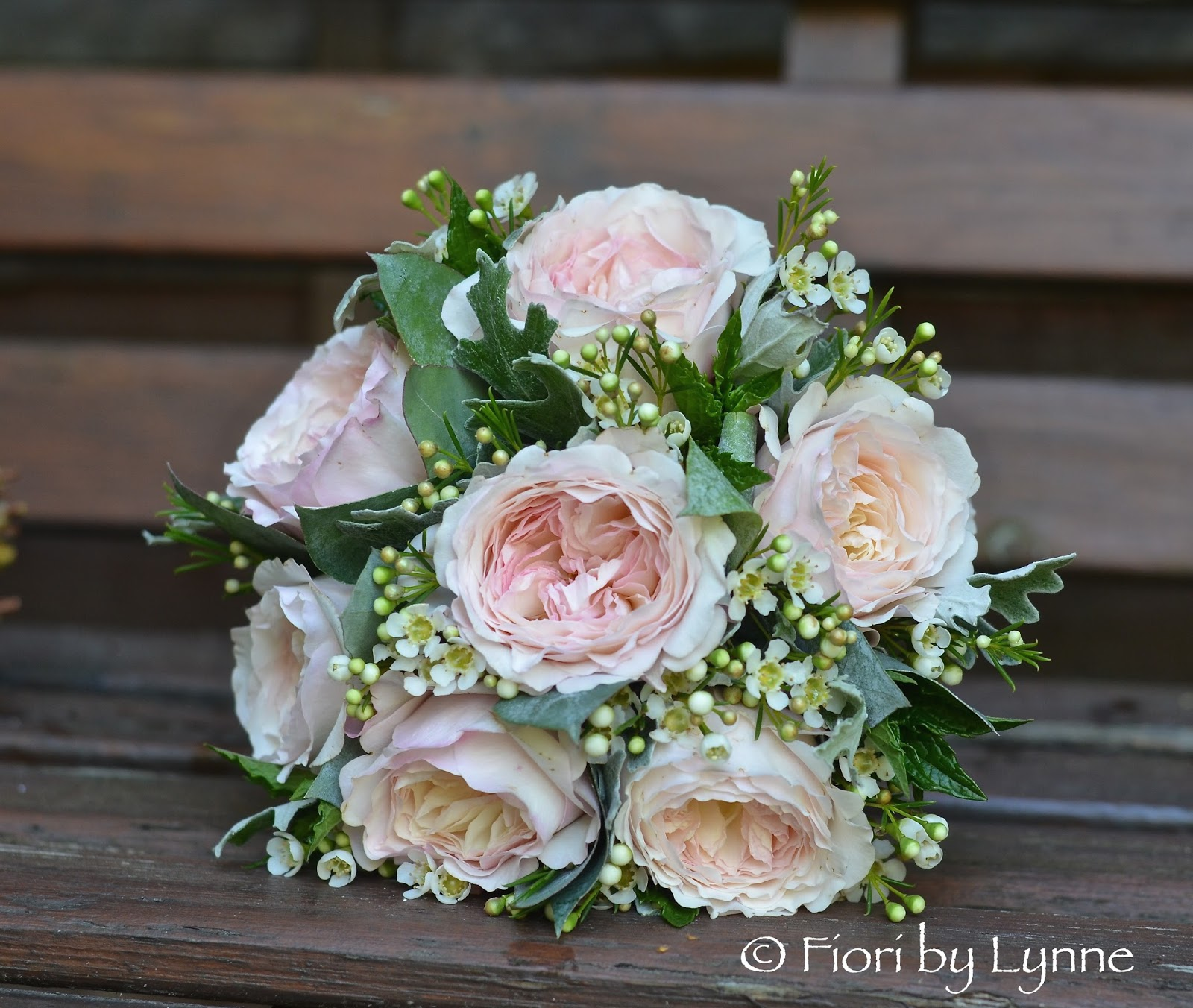 Wedding Flowers Blog: Laura's Coral, Blush and Lavender ...