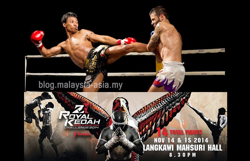 7th Royal Kedah World Muaythai Challenge