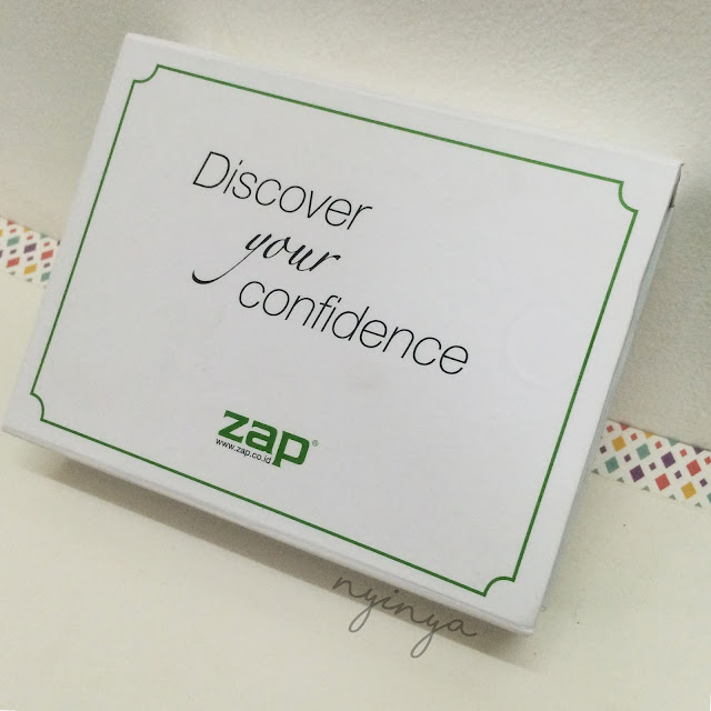 Discover Your Confidence ZAP