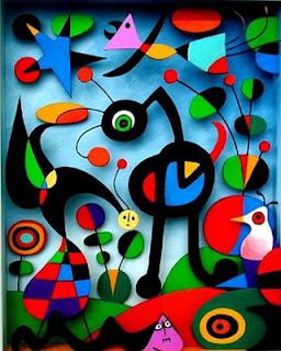 O Jardim - Miró, Joan e suas principais pinturas