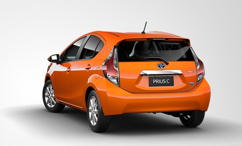 Toyota Prius C I-Tech Review