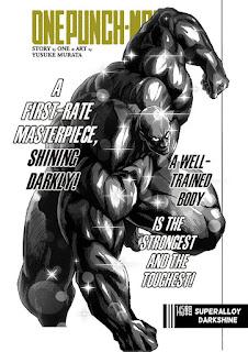 Update! Baca Manga One Punch Man Chapter 199 Full Sub Indo
