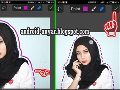 aplikasi edit foto yang sering digunakan salshabilla adriani
