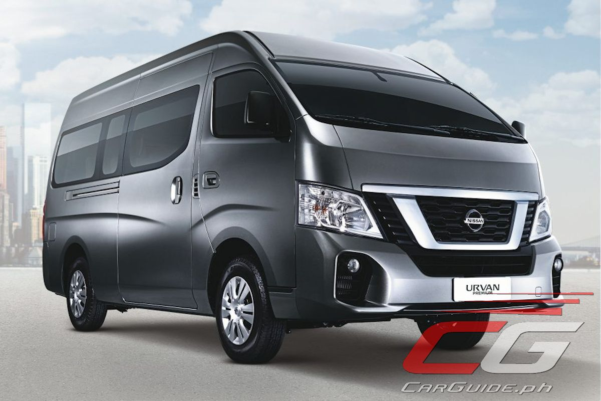 The 2018 Nissan Urvan Is Here Philippine Car News Car