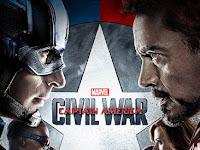 Film Captain America: Civil War (2016) HDTS Subtitle Indonesia