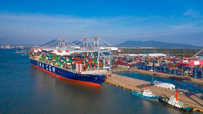 Việt Nam mở thêm 8 bến cảng mới tại 5 tỉnh thành