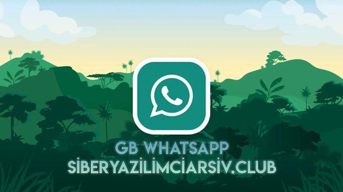 GBWhatsApp Apk İndir - Modlu WhatsApp v10.60
