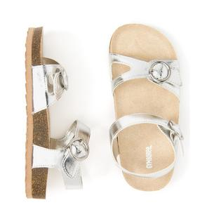 Metallic Sandles