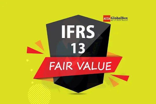 IFRS 13 - Fair Value
