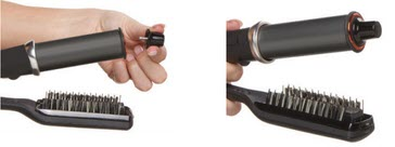 How to attach and remove the cool tip for extra fine control and comfort