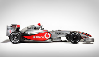 McLaren Mercedes Benz HD Formula 1 Wallpapers