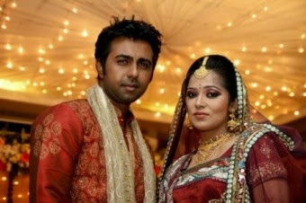 Actress Apurba's second marriage