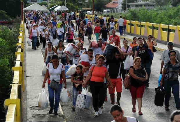 Argentina y Acnur coinciden en que éxodo venezolano necesita protección internacional