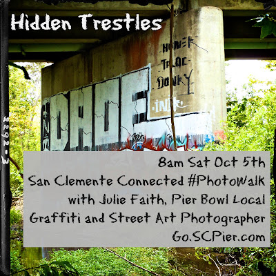 Hidden Trestles PhotoWalk