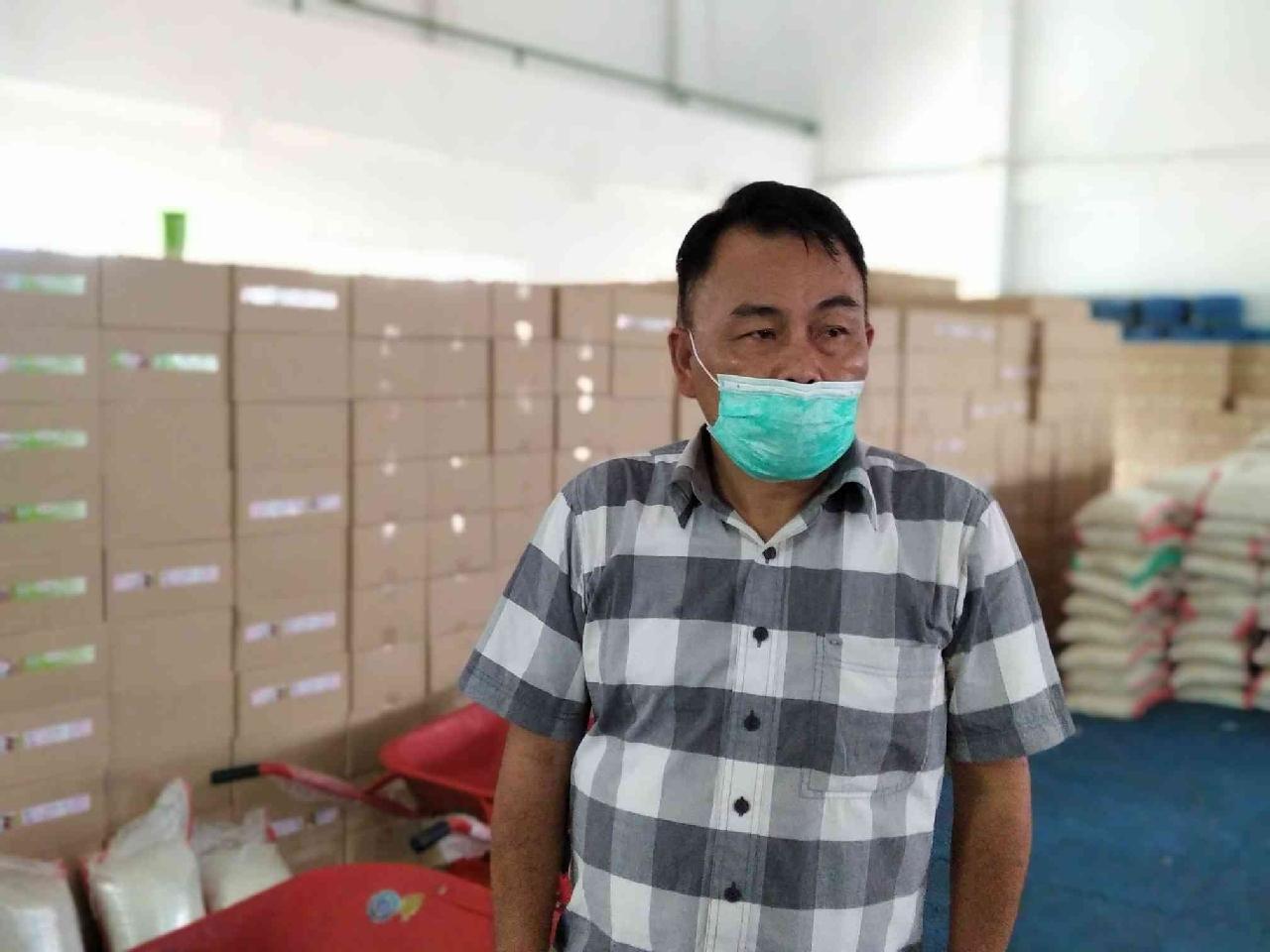 Kadis Sosial Manado: Kalau Tidak ada Halangan, Bulan Juli Bantuan Tahap II Disalurkan