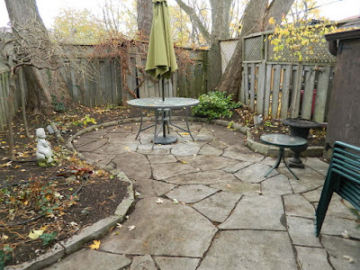 Monarch Park Toronto Fall Cleanup After by Paul Jung Gardening Services--a Toronto Organic Gardening Company