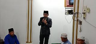 Peringatan Isra Mi'raj, Ustadz Abdul Madjid Ajak Jamaah Jangan Bangunkan Fitnah Dalam Hati