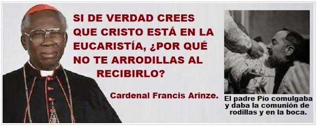 ARRODILLARSE DELANTE DE DIOS