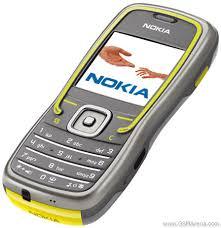 spesifikasi Nokia 5500 sport