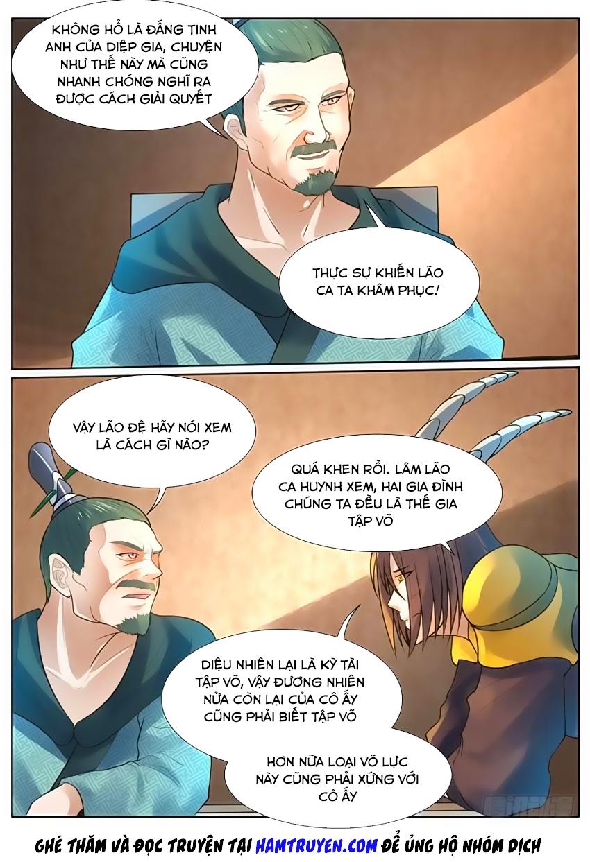 Ngự Thiên chap 15 - Trang 5