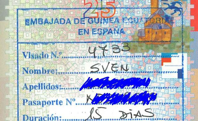 How to get Equatorial Guinea Visa?