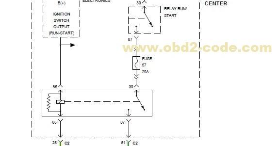 yellow jacket vacuum pump wiring diagram p258a electric vacuum pump circuit - obd2-code electric vacuum pump wiring diagram #7