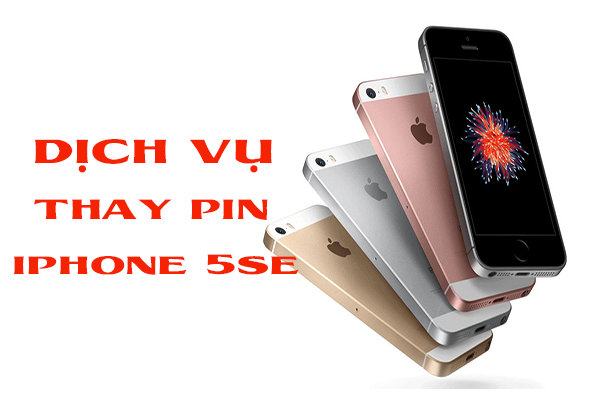 thay pin iPhone SE