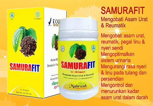 Obat herbal untuk menurunkan kadar asam urat dalam darah