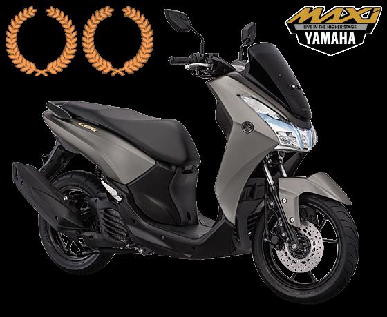 Letak Nomor Rangka dan Nomor Mesin Yamaha Lexi
