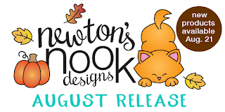 August 2020 Release by Newton's Nook Designs #newtonsnook