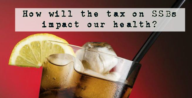 tax on sweetened beverages be effective in reducing obesity, diabetes in PH?